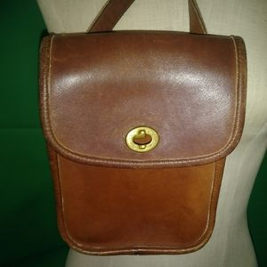 Vintage Coach Slim Crossbody Bag